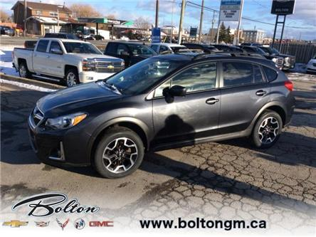 2016 Subaru Crosstrek Touring (Stk: 320022A) in Bolton - Image 1 of 11