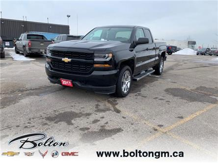 2017 Chevrolet Silverado 1500 Custom (Stk: 424898A) in Bolton - Image 1 of 13