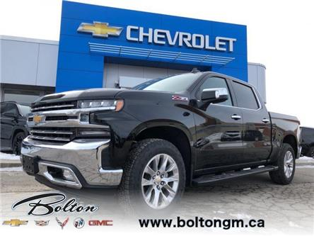 2020 Chevrolet Silverado 1500 LTZ (Stk: 211129) in Bolton - Image 1 of 12