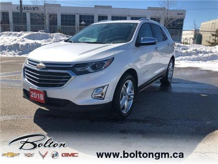 2018 Chevrolet Equinox Premier (Stk: 1385P) in Bolton - Image 1 of 15