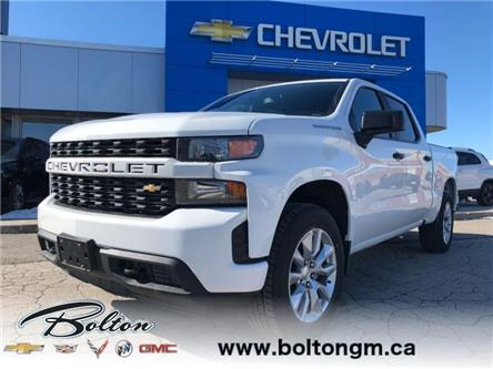 2020 Chevrolet Silverado 1500 Custom (Stk: 210385) in Bolton - Image 1 of 11