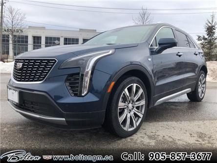 2019 Cadillac XT4 AWD Premium Luxury (Stk: 155263) in Bolton - Image 1 of 10