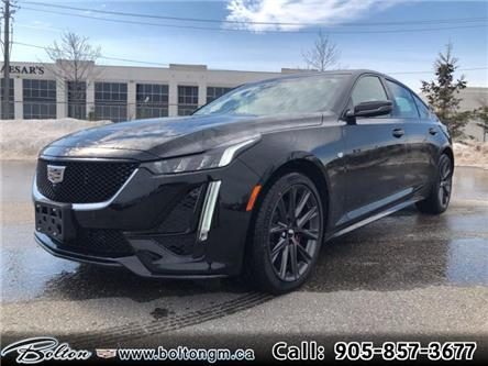 2020 Cadillac CT5 Sport (Stk: 125072) in Bolton - Image 1 of 13