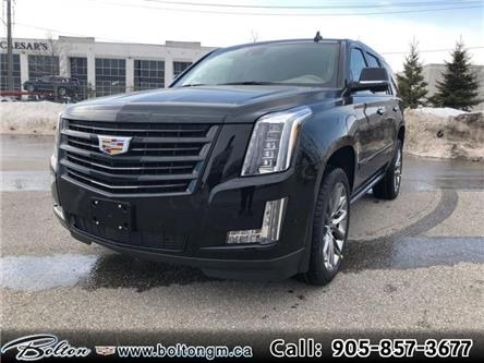 2020 Cadillac Escalade Platinum (Stk: 272525) in Bolton - Image 1 of 15