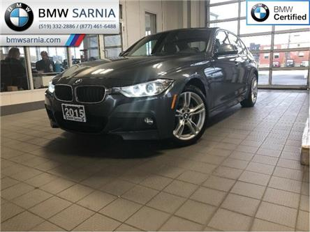 2015 BMW 3 Series 328i xDrive (Stk: BU685) in Sarnia - Image 1 of 17