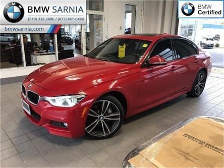 2016 BMW 3 Series 328i xDrive (Stk: BU683) in Sarnia - Image 1 of 20