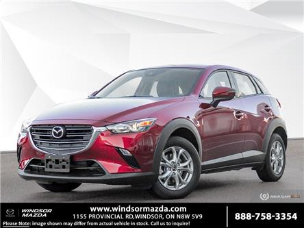 2020 Mazda CX-3 GS (Stk: C38848) in Windsor - Image 1 of 23