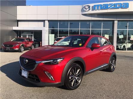 2017 Mazda CX-3 GT (Stk: P4290) in Surrey - Image 1 of 15