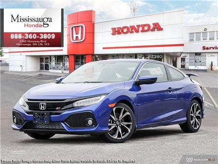 2020 Honda Civic Si Base (Stk: 327924) in Mississauga - Image 1 of 23