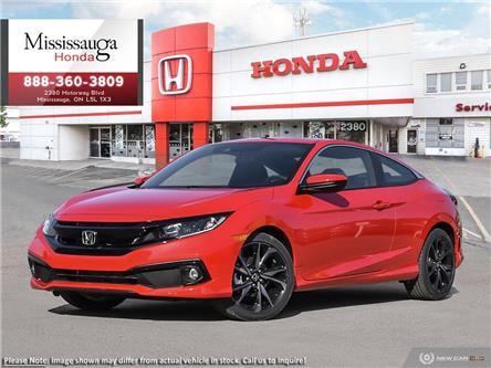 2020 Honda Civic Sport (Stk: 327923) in Mississauga - Image 1 of 23