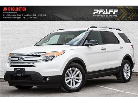 2013 Ford Explorer XLT (Stk: M5542AA) in Markham - Image 1 of 17