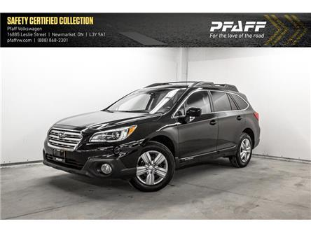 2016 Subaru Outback 2.5i (Stk: 19858A) in Newmarket - Image 1 of 22