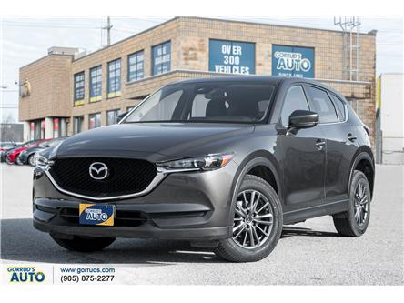 2018 Mazda CX-5 GS (Stk: 357659) in Milton - Image 1 of 16