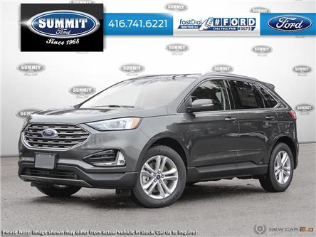 2020 Ford Edge SEL (Stk: 20H7569) in Toronto - Image 1 of 23