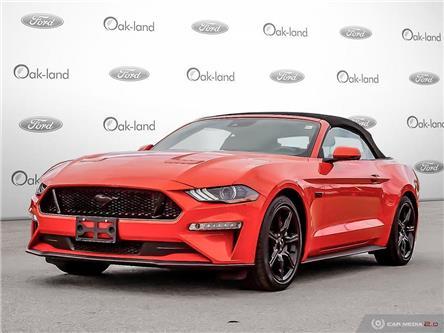 2018 Ford Mustang GT Premium (Stk: 0G005DA) in Oakville - Image 1 of 25