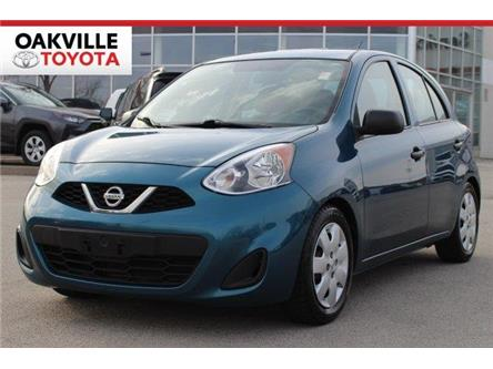 2015 Nissan Micra S (Stk: 20648A) in Oakville - Image 1 of 10