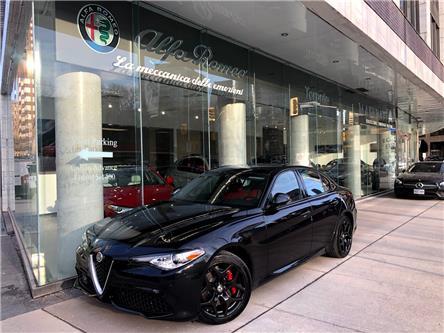2020 Alfa Romeo Giulia Base (Stk: 68AR) in Toronto - Image 1 of 26
