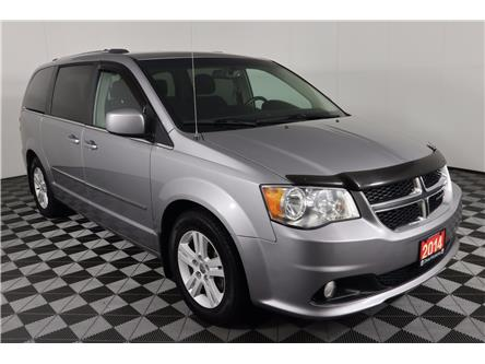 2014 Dodge Grand Caravan Crew (Stk: 19-68A) in Huntsville - Image 1 of 30