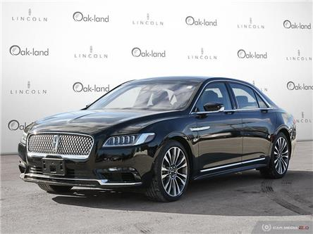 2018 Lincoln Continental Reserve (Stk: 8L009) in Oakville - Image 1 of 25