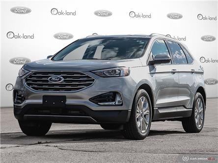 2020 Ford Edge Titanium (Stk: 0D004) in Oakville - Image 1 of 25