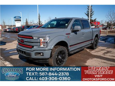 2019 Ford F-150 Lariat (Stk: KK-327) in Okotoks - Image 1 of 6
