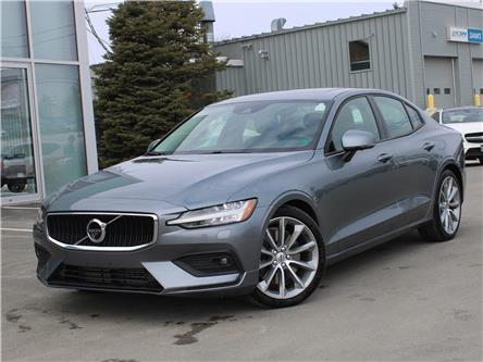 2019 Volvo S60 T6 Momentum (Stk: V200122A) in Fredericton - Image 1 of 9