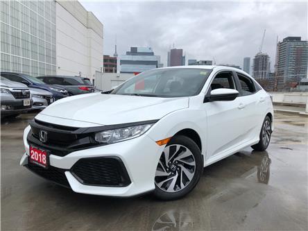 2018 Honda Civic LX (Stk: HP3742) in Toronto - Image 1 of 27