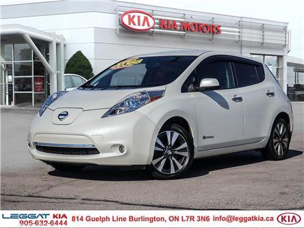 2016 Nissan LEAF  (Stk: 2487) in Burlington - Image 1 of 26