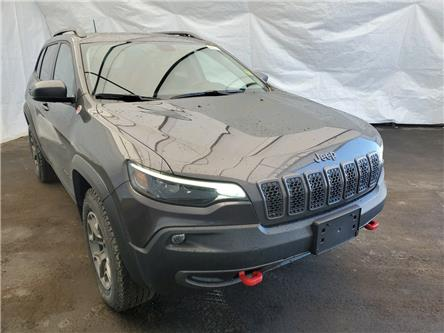 2020 Jeep Cherokee Trailhawk (Stk: 201262) in Thunder Bay - Image 1 of 13
