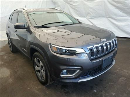 2020 Jeep Cherokee Limited (Stk: 201145) in Thunder Bay - Image 1 of 13