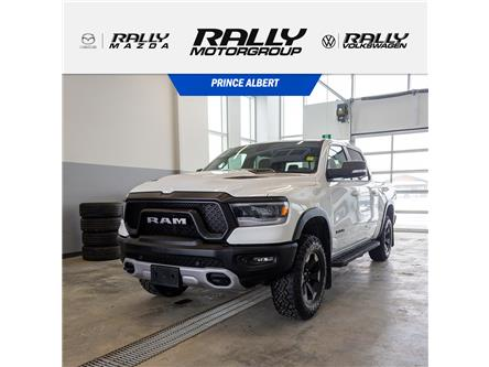 2019 RAM 1500 Rebel (Stk: V1189) in Prince Albert - Image 1 of 15