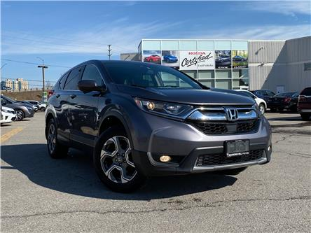 2017 Honda CR-V EX-L (Stk: 2184P) in Richmond Hill - Image 1 of 24