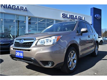 2016 Subaru Forester 2.5i Limited Package (Stk: S4904A) in St.Catharines - Image 1 of 32