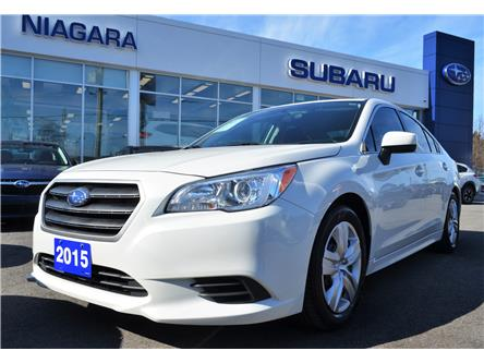 2015 Subaru Legacy 2.5i (Stk: S5111A) in St.Catharines - Image 1 of 24