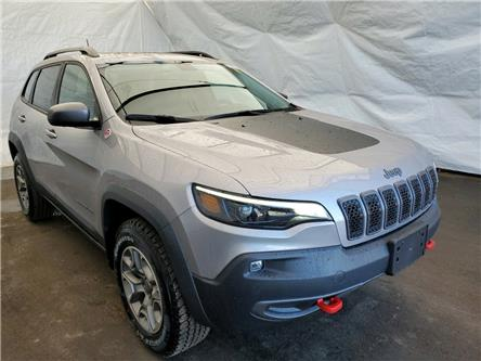 2020 Jeep Cherokee Trailhawk (Stk: 201253) in Thunder Bay - Image 1 of 13