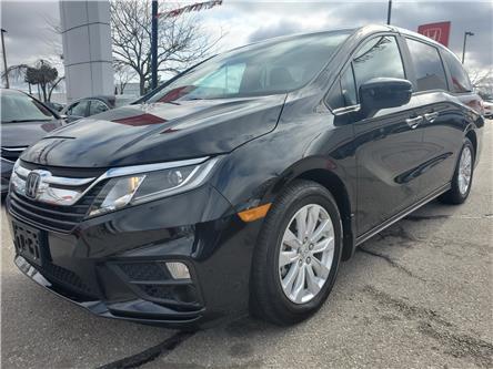 2019 Honda Odyssey LX (Stk: HC2620) in Mississauga - Image 1 of 22