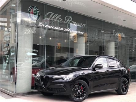 2020 Alfa Romeo Stelvio Base (Stk: 70AR) in Toronto - Image 1 of 24