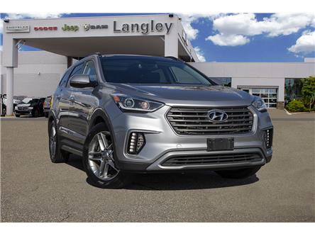 2017 Hyundai Santa Fe XL Limited (Stk: LC0223) in Surrey - Image 1 of 24