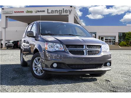 2019 Dodge Grand Caravan CVP/SXT (Stk: K795025) in Surrey - Image 1 of 22