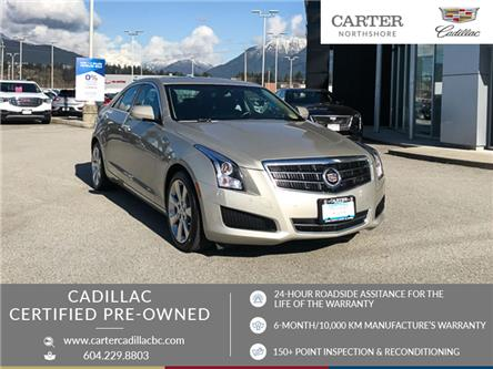 2014 Cadillac ATS 2.5L Luxury (Stk: 973351) in North Vancouver - Image 1 of 26