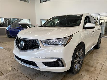 2019 Acura MDX Elite (Stk: 19MD2594) in Red Deer - Image 1 of 19