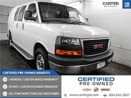 2018 GMC Savana 2500 Work Van (Stk: P9-61260) in Burnaby - Image 1 of 23