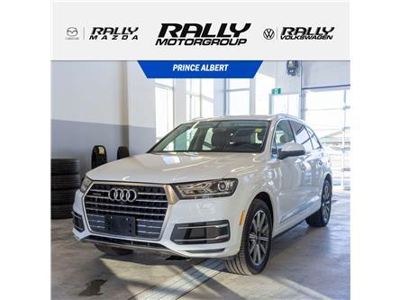 2019 Audi Q7 55 Progressiv (Stk: V1177) in Prince Albert - Image 1 of 15