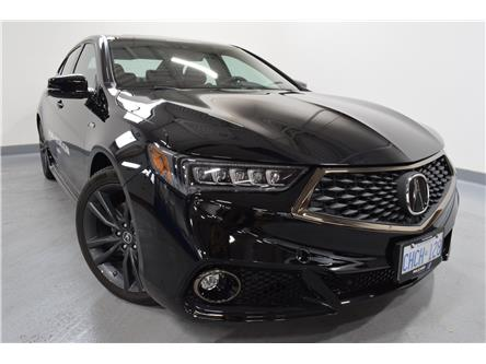 2020 Acura TLX Tech A-Spec w/Red Leather (Stk: L800608SVC) in Brampton - Image 1 of 16