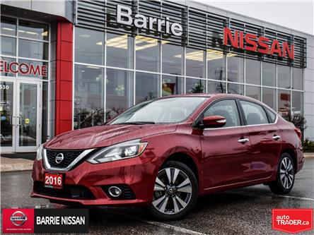 2016 Nissan Sentra 1.8 SL (Stk: P4664) in Barrie - Image 1 of 30
