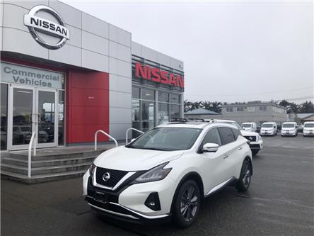 2020 Nissan Murano Platinum (Stk: N09-6193) in Chilliwack - Image 1 of 8