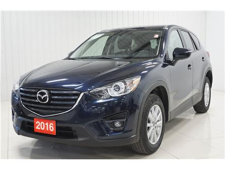 2016 Mazda CX-5 GS (Stk: M20024A) in Sault Ste. Marie - Image 1 of 21