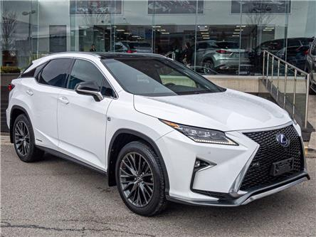 2017 Lexus RX 450h Base (Stk: 30153A) in Markham - Image 1 of 26