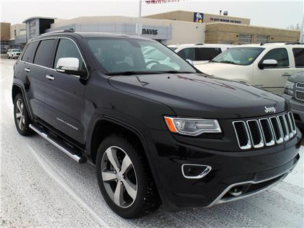 2015 Jeep Grand Cherokee Overland (Stk: 182606) in Medicine Hat - Image 1 of 14