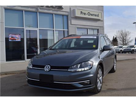 2019 Volkswagen Golf SportWagen 1.8 TSI Highline (Stk: 6695) in Regina - Image 1 of 24
